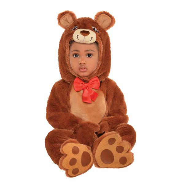 Cuddle Bear Costume Toddlers Fancy Dress Outfit